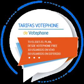 Votephone completo